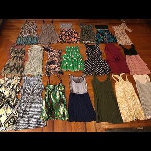 $4 Per Dress! Set of 20 Dresses XS-S